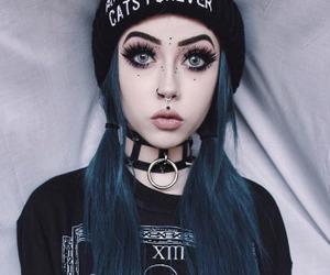 black, style, and neformal image