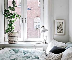 bedroom, decor, and home image
