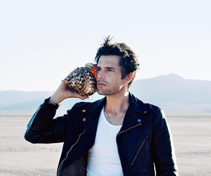 brandon flowers, indie, and dope image