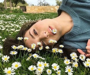eyes, girl, and fashion image