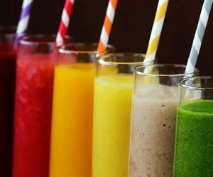 smoothie, smoothies, and drink image