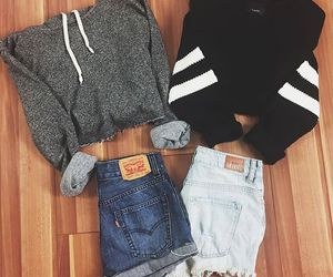 beauty, clothes, and cute outfits image