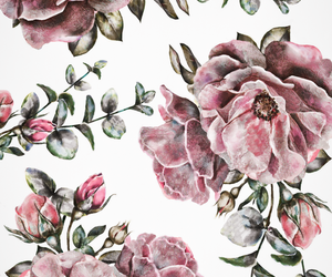 background, botanical, and branches image