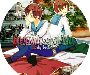 hetalia, icon, and aph south italy image