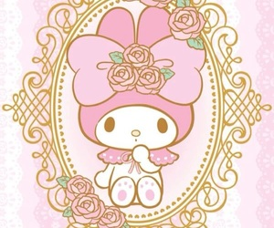 sanrio and mymelody wallpaper image