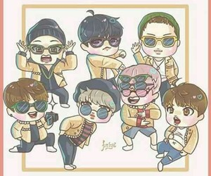 army, fan art, and kpop image