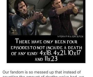 funny, supernatural, and supernatural facts image