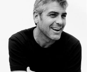 george clooney, handsome, and photography image