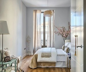 bed room, quarto, and couple image
