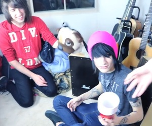 jordan sweeto, johnnie guilbert, and our world away image