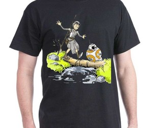 calvin, hobbes, and clothing image