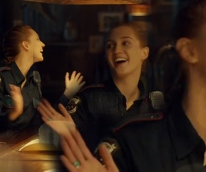 funny, wayhaught, and nicole haught image