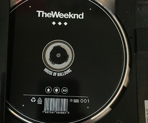 the weeknd, music, and black image