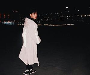 crush, korean, and rapper image