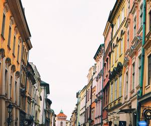 Krakow, streets, and travel image