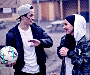 skam, sana bakkoush, and yousef acar image