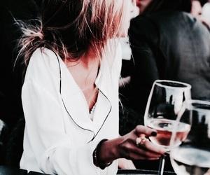 fashion, style, and wine image