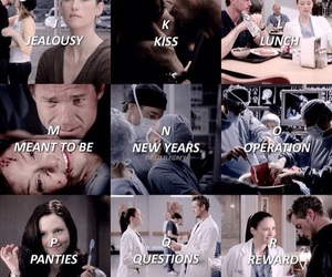 always, meant to be, and grey's anatomy image