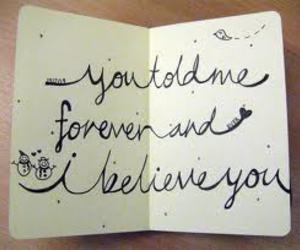believe and love image