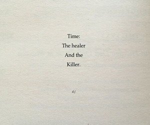 quotes, time, and killer image