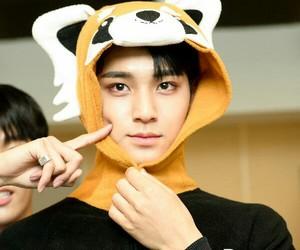 Seventeen, mingyu, and kpop image