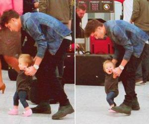zayn malik, one direction, and baby lux image