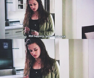 quotes, thirteen reasons why, and 13 reasons why image