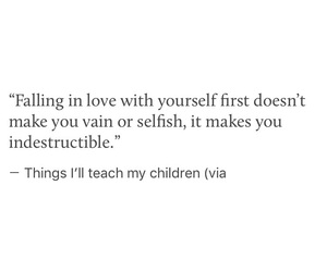 quotes and self-love image