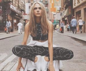fashion, model, and puma image