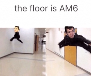 arctic monkeys, you didn't, and am6 image