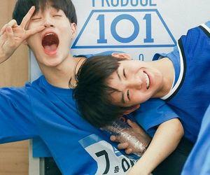 jinyoung, produce 101, and lee daehwi image