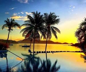 holidays, summer, and travel image