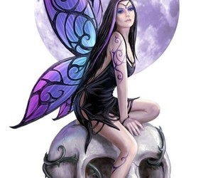 art, fairy, and fantasy image