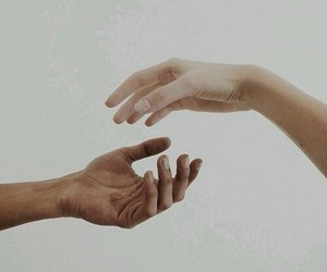 aesthetic, hands, and friends image