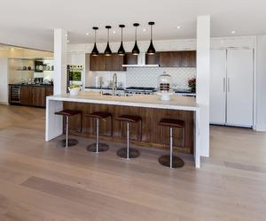 california, interior, and kitchen image