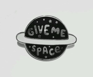 aesthetic, space, and black image