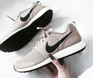 nike, стиль, and обувь image