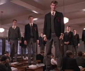 dead poets society, robin williams, and movie image