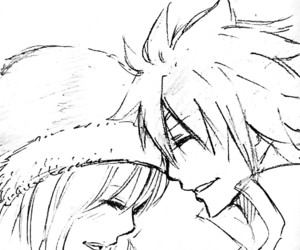 cuties, fairy tail, and gray fullbuster image