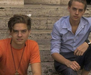 twins, actor, and sprouse image