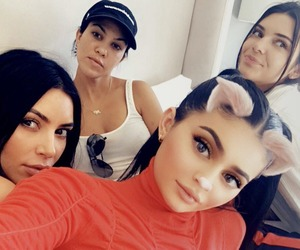 beauty, kylie jenner, and girl image