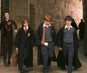 Armani, funny, and harry potter image
