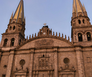 church, guadalajara, and mexico image