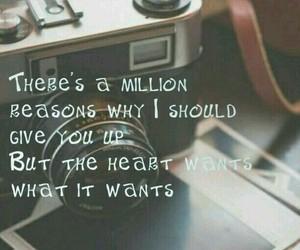 heart, million, and reason image