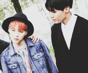 kpop, junghoseok, and yoonseok image