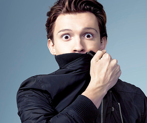 actors, tom holland, and boys image