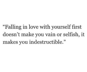 yourself, love, and quotes image