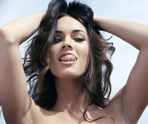 actresses, celebrity, and megan fox image