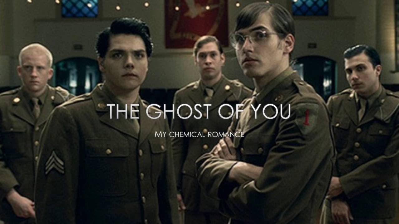 my chemical romance, the ghost of you, and frank iero image