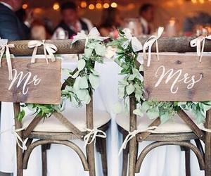wedding, decor, and decoration image